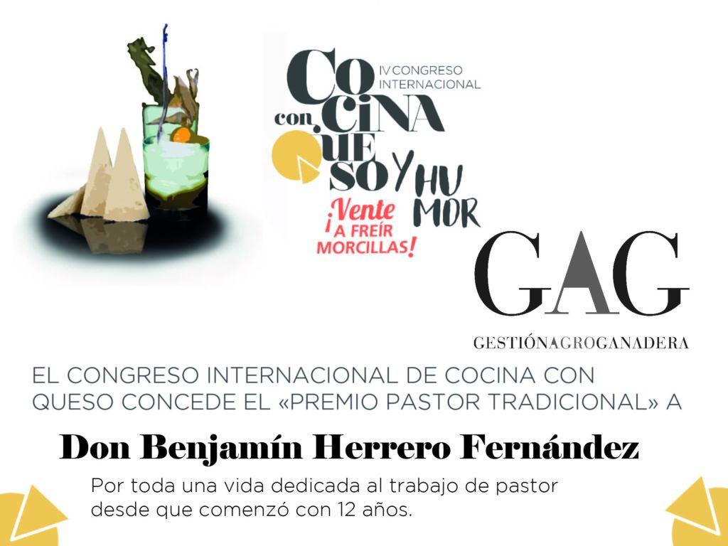 Premio Pastor 2017