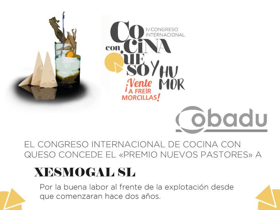 Premio Nuevos Pastores 2017